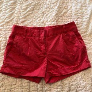 Hot Pink BCBC MAXAZRIA shorts, size 0